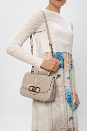 'peony' shoulder bag od Salvatore Ferragamo