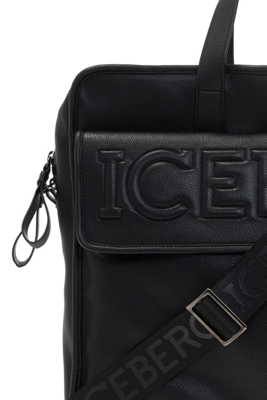 Iceberg Shoulder bag with logo