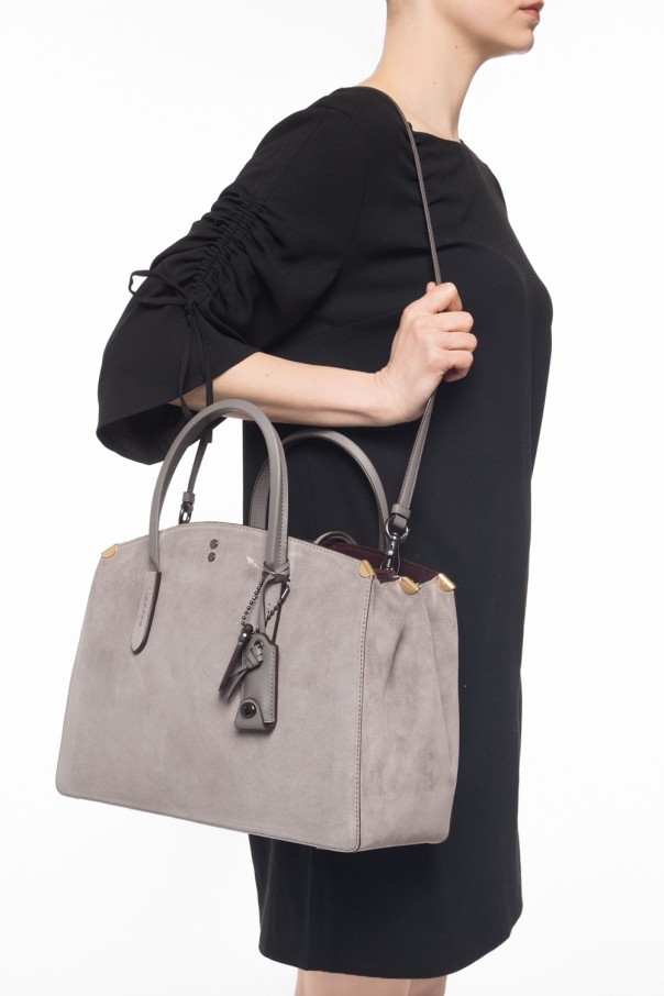 Cooper Carryall Shoulder Bag Coach Vitkac Shop Online