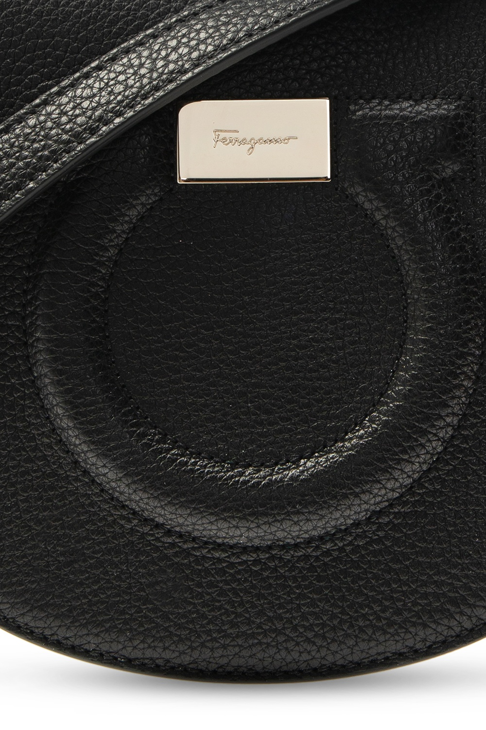Salvatore Ferragamo 'City' shoulder bag