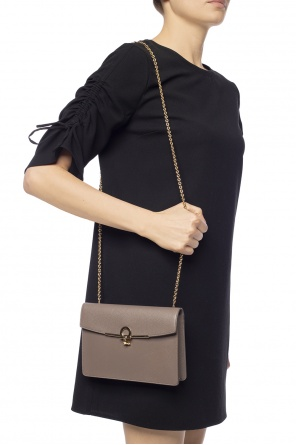 Shoulder bag with logo od Salvatore Ferragamo