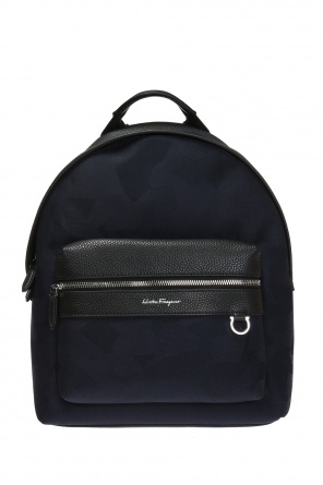Backpack with stitching details od Salvatore Ferragamo