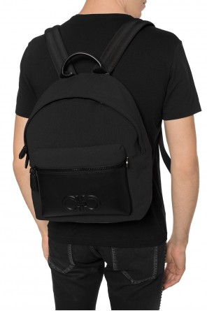 'firenze' backpack od Salvatore Ferragamo
