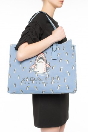 'sharky' shopper bag od Coach