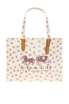 Patterned shopper bag od Coach