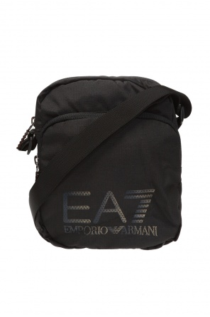 Logo shoulder bag od EA7 Emporio Armani
