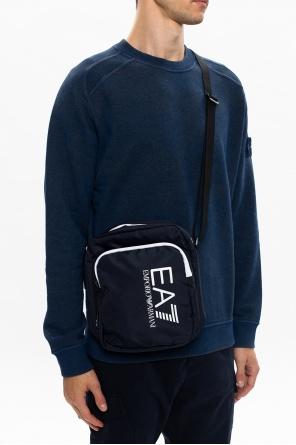 Branded shoulder bag od EA7 Emporio Armani