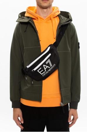Branded belt bag od EA7 Emporio Armani