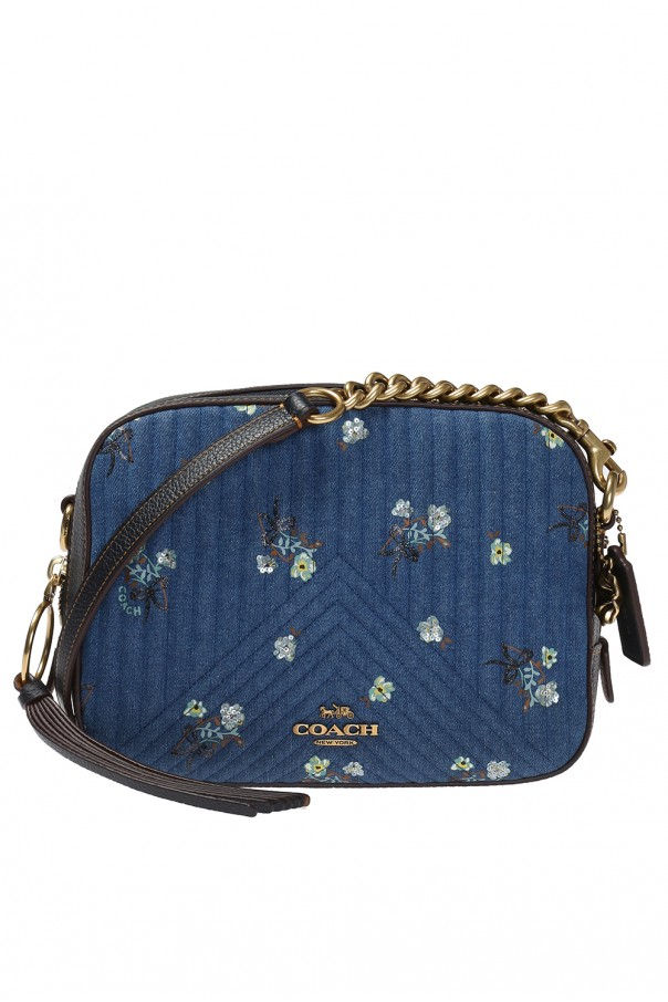294372a8e3f Quilted Shoulder bag with a floral motif Coach - Vitkac shop online