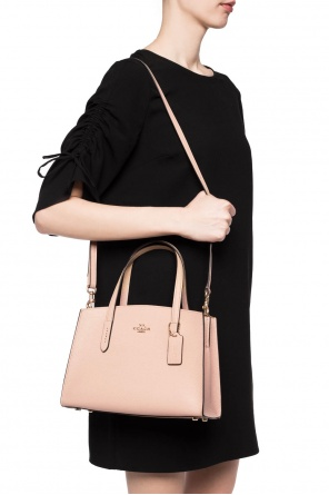 'charlie carryall 28' shoulder bag od Coach