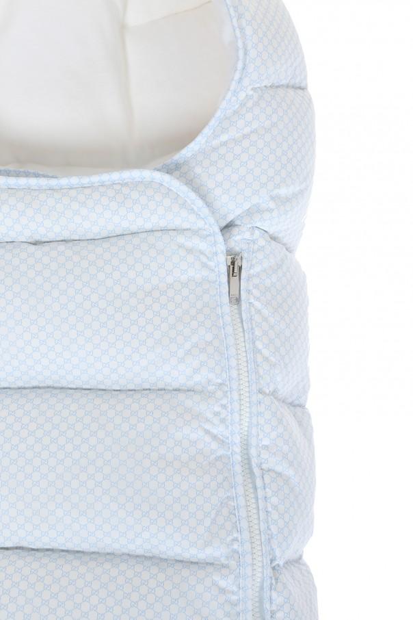 low cost 08505 98e6f GG Original' baby sleeping bag Gucci Kids - Vitkac shop online
