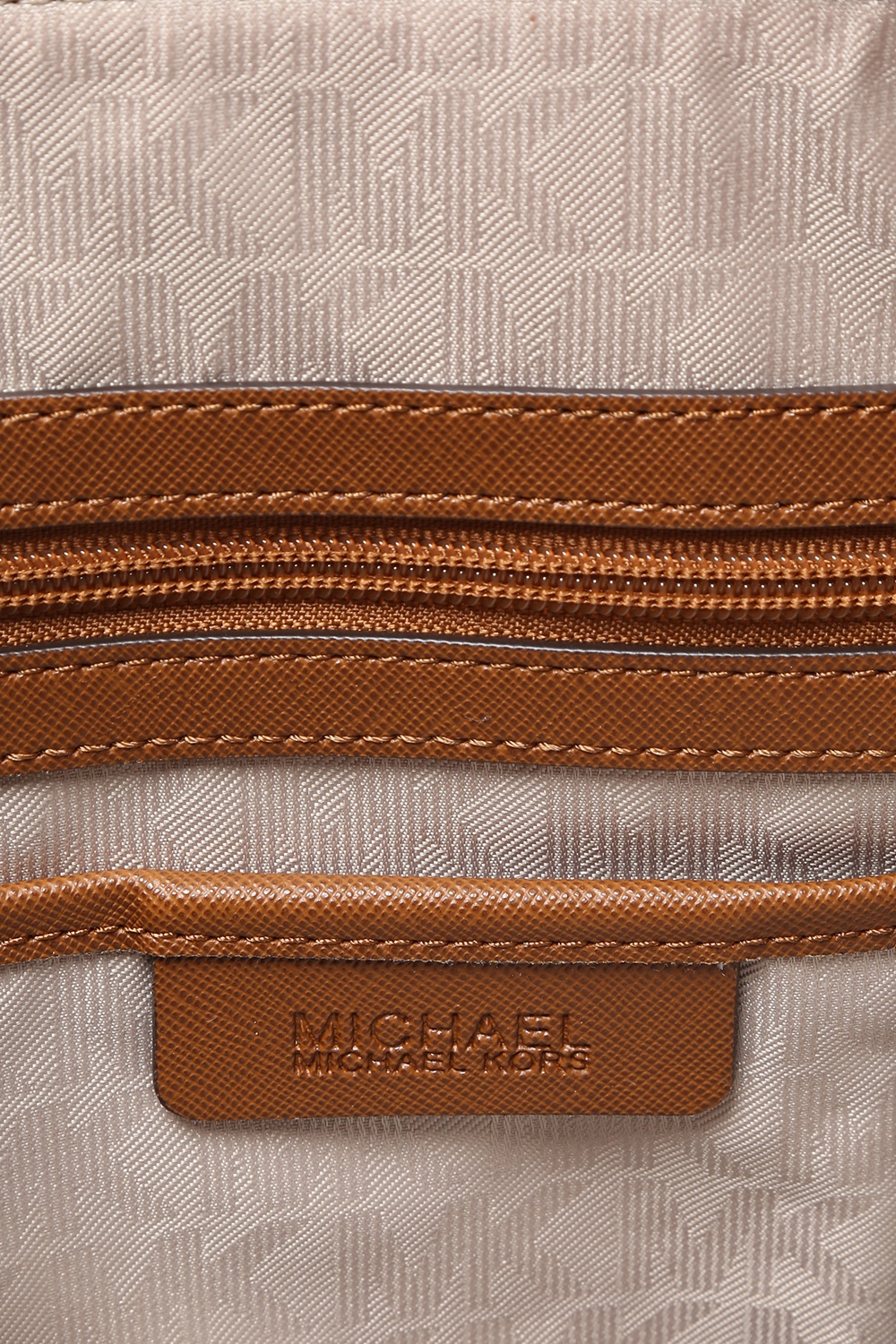 Michael Michael Kors 'Jet Set Item' leather shoulder bag