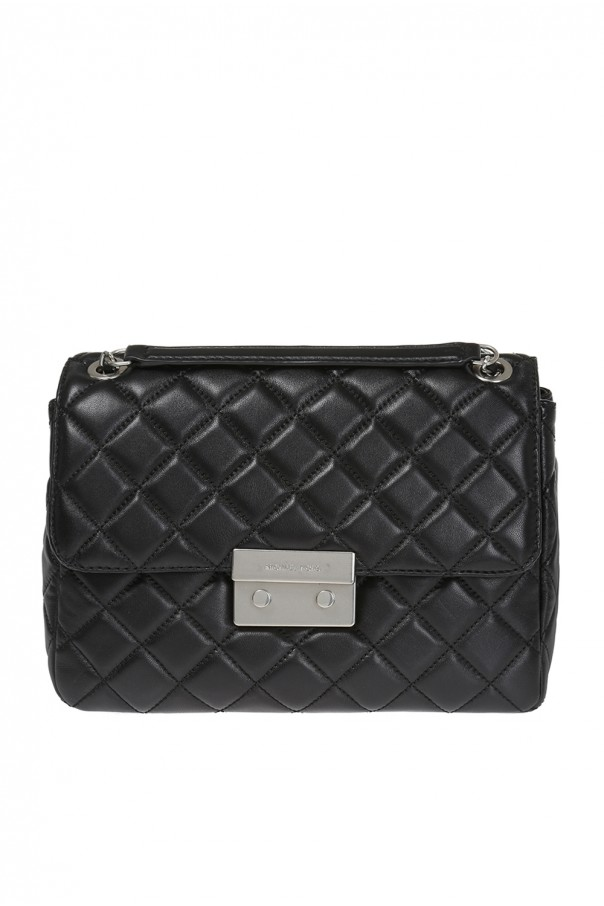 8856b4c6db6bb Pikowana torba na ramię 'Sloan' Michael Kors - sklep internetowy Vitkac