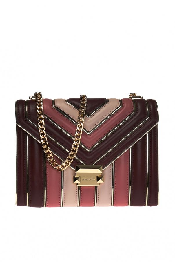 5cd144b605c765 'Whitney' quilted shoulder bag Michael Kors - Vitkac shop