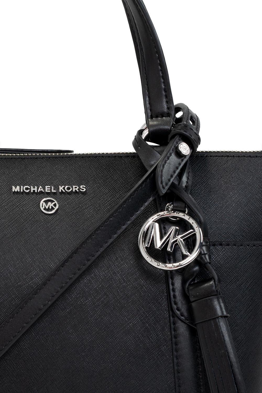 Michael Michael Kors 皮质单肩包