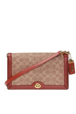 'riley' patterned shoulder bag od Coach