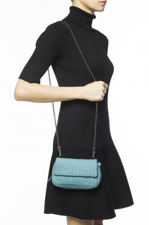 'intrecciato' shoulder bag od Bottega Veneta