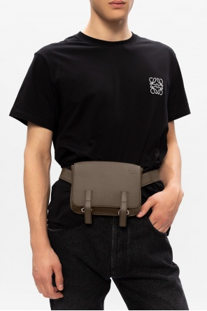 Belt bag with logo od Loewe