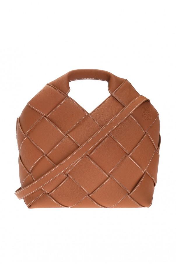 Loewe 'Woven Basket' shoulder bag