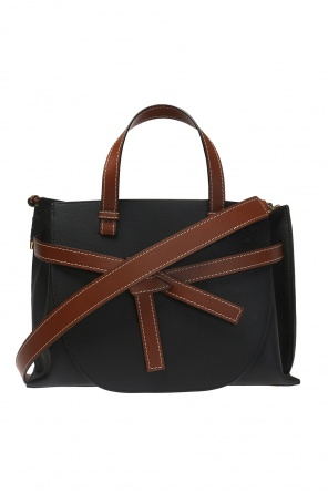 Shoulder bag with logo od Loewe