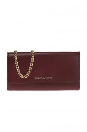 Branded wallet on chain od Michael Kors
