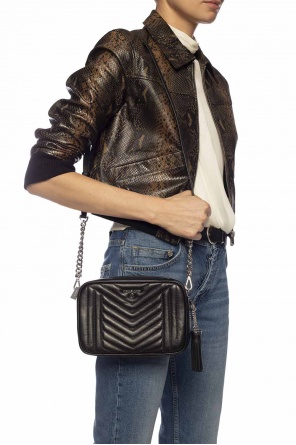 'jet set charm' quilted bag od Michael Kors