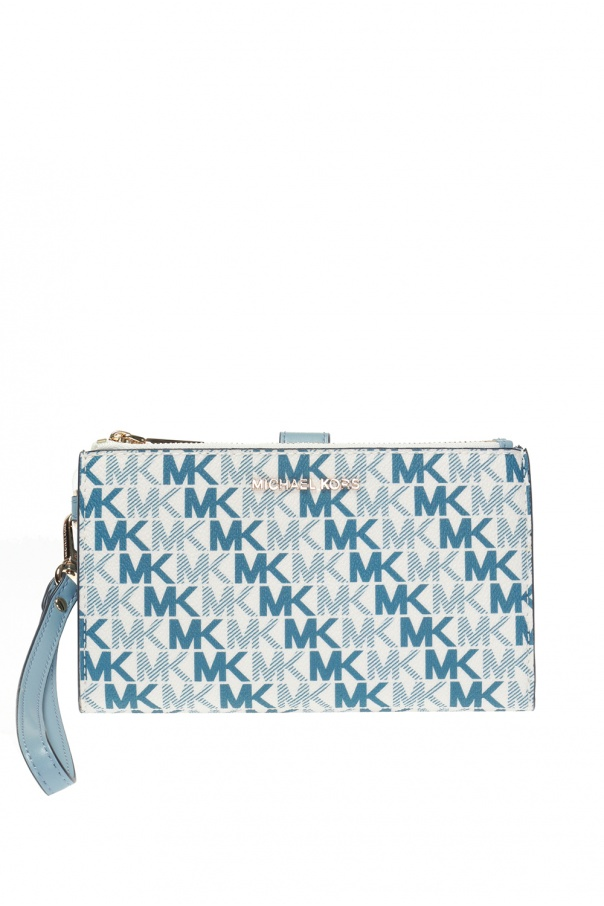 972420b575e1 Patterned wallet with detachable strap Michael Kors - Vitkac shop online