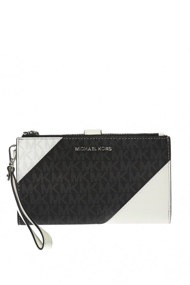 4bc7cdf5a0a4 Leather wallet with a logo Michael Kors - Vitkac shop online
