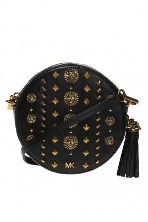 Shoulder bag with decorative elements od Michael Kors