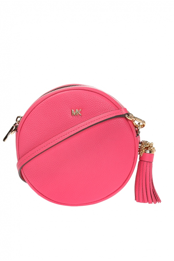 c9c53277e Round shoulder bag with a logo Michael Kors - Vitkac shop online