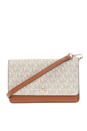 'mott' wallet on strap od Michael Kors