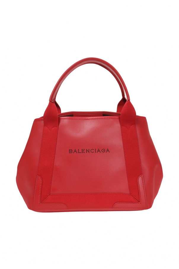 38fafaf28c Navy Cabas' shopper bag Balenciaga - Vitkac shop online