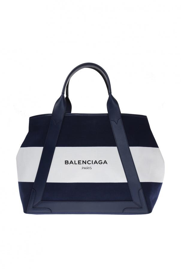e44d6183de Navy Cabas  Shopper Bag Balenciaga - Vitkac shop online