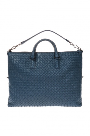 'convertible' leather hand bag od Bottega Veneta