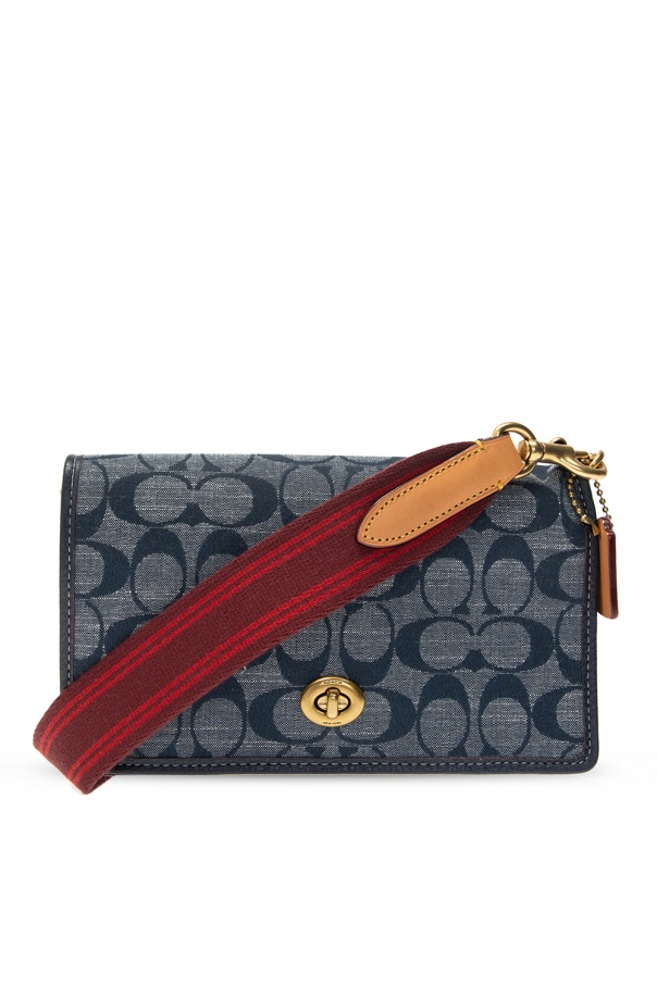 Coach Wallet on strap
