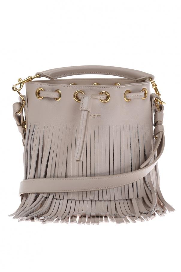 602c7f458f Emmanuelle' Bucket Bag Saint Laurent - Vitkac shop online