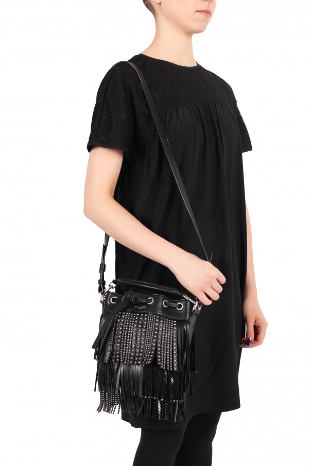 Torba typu 'worek' od Saint Laurent Paris