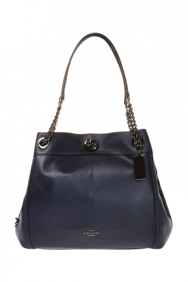 Turnlock Edie  shoulder bag Coach - Vitkac shop online 3a7ebd9655956