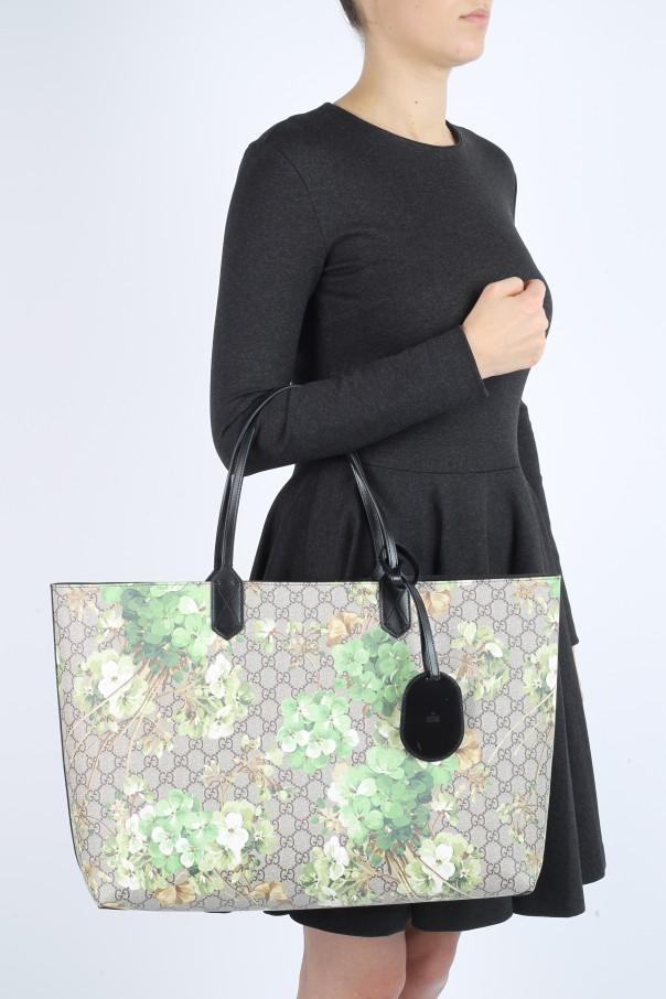 be8f78d1bcf7 Reversible GG Blooms' Shopper Bag Gucci - Vitkac shop online