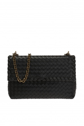 'olimpia' shoulder bag with 'intrecciato' pattern od Bottega Veneta