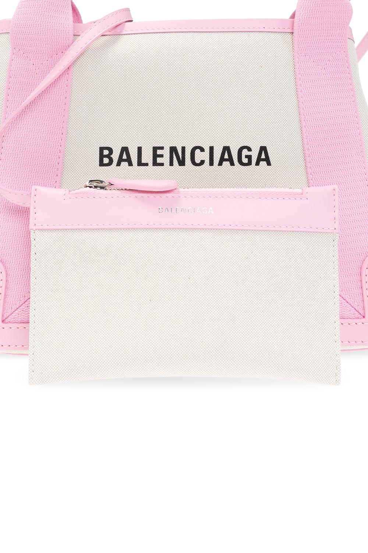 Balenciaga 'Navy Cabas' shoulder bag