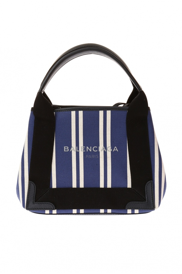 e44eb1103d Navy Cabas' shoulder bag Balenciaga - Vitkac shop online