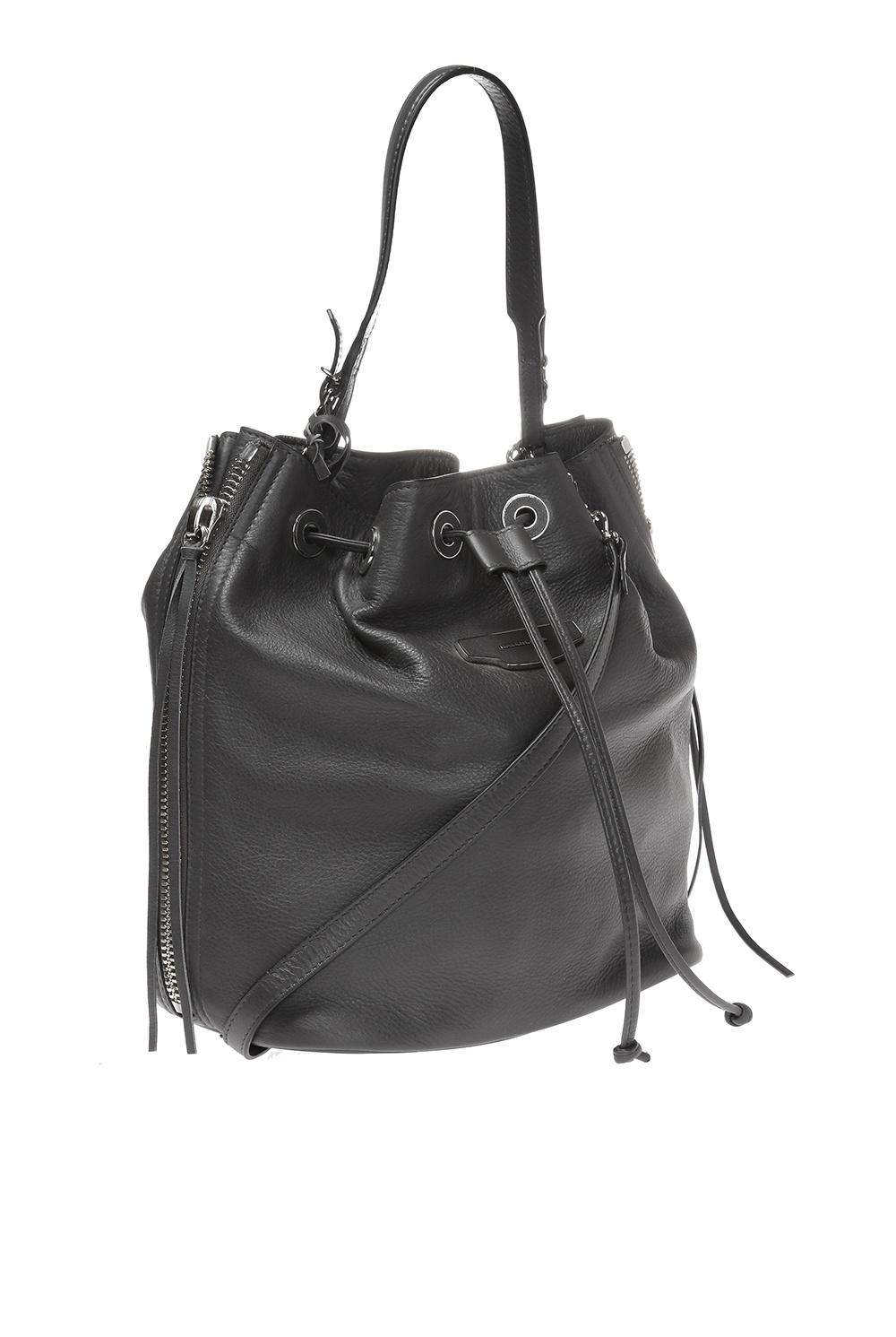 Leather Bucket Bag Balenciaga Vitkac Tw