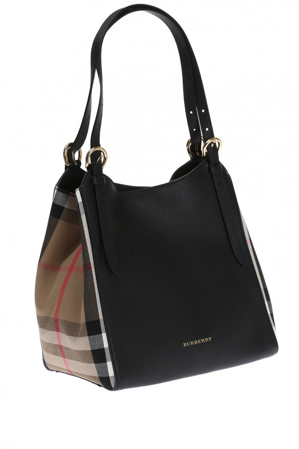 Torba na ramiĘ 'small canter' od Burberry