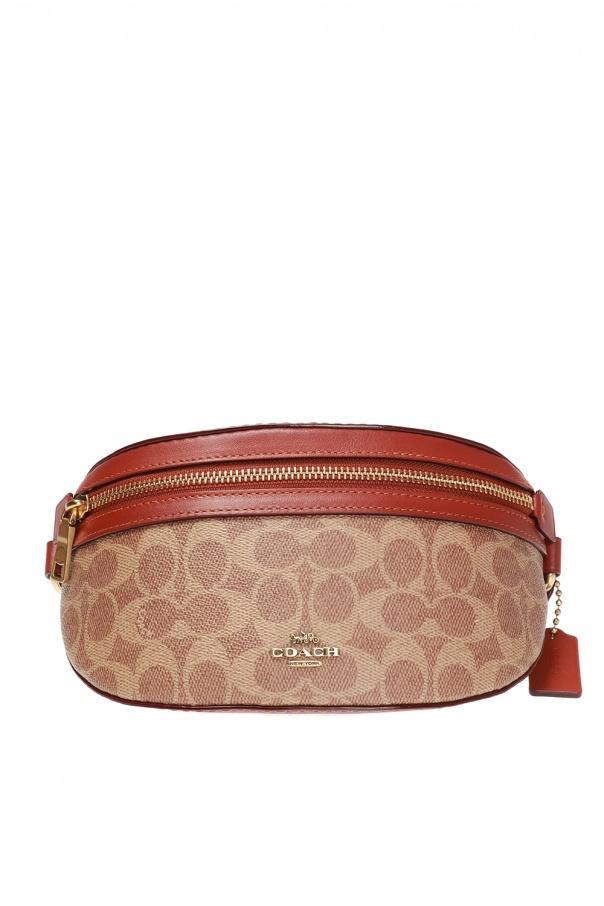 Patterned belt bag Coach - Vitkac shop online