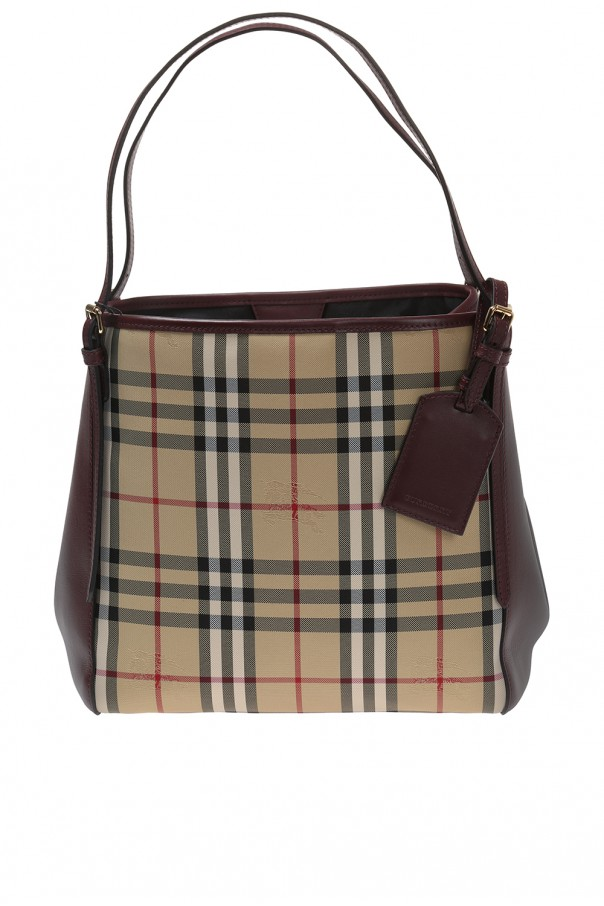 5e0db3038649 Small Canter  shoulder bag Burberry - Vitkac shop online