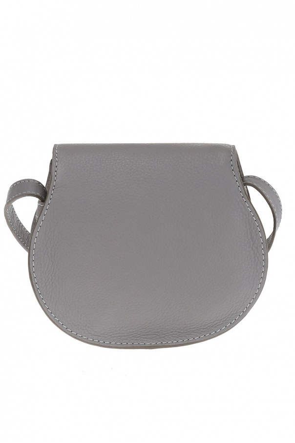 'marcie' leather shoulder bag od Chloe