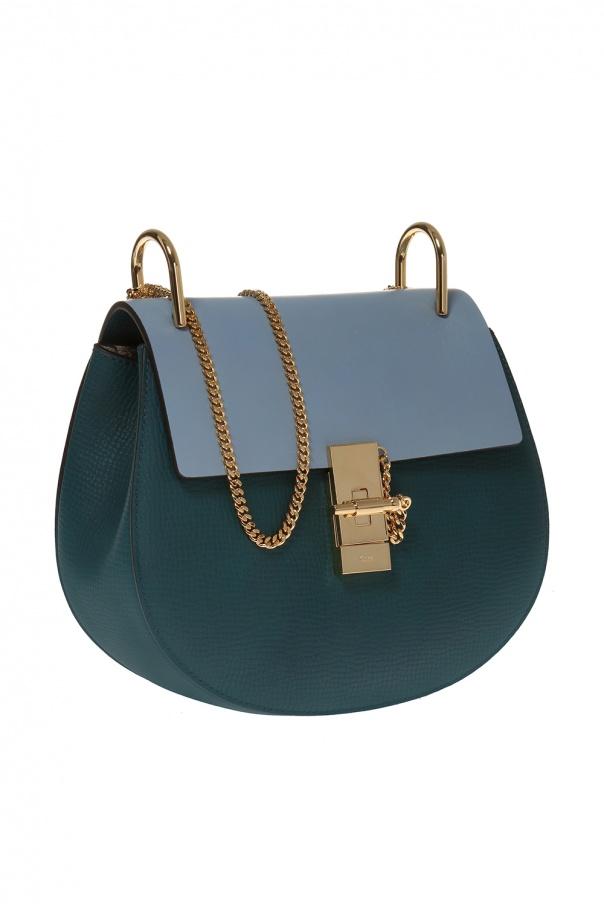 'drew' leather shoulder bag od Chloe