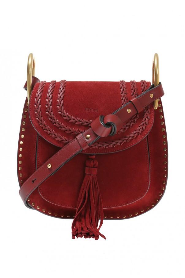 1bda6ab764758 Zamszowa torba na ramię  Hudson  Chloe - sklep internetowy Vitkac