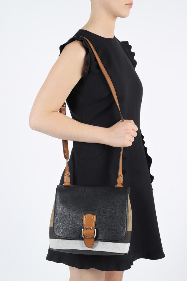 3e1a924cb0a8 Shellwood  checked shoulder bag Burberry - Vitkac shop online